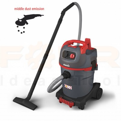Power tool vacuum cleaner uClean ARDL-1432 EHP, Wet-dry vacuum cleaner with SmartStop